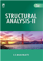Structural Analysis-II, 5/e  by  S S Bhavikatti