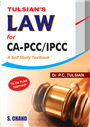 Tulsian's Law for Ca-Pcc/Ipcc, 1/e  by  CA & Dr. P C Tulsian