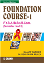 Foundation Course-1, 4/e  by  Devidas M Muley