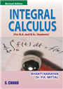 Integral Calculus, 10/e  by  P K Mittal