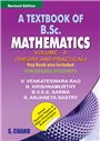A Textbook of B.Sc. Mathematics Vol-II (Theory and Practical), 18/e  by  B.V.S.S. SARMA