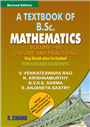 A Textbook of B.Sc. Mathematics Vol.III (Theory and Practical), 2/e  by  B.V.S.S. SARMA