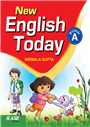 New English Today Primer Book-A by  Nirmala Gupta