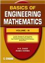 Basics of Engineering Mathematics Vol-III, 2/e  by  H K Dass