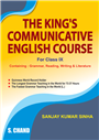 The King's Communicative English Course For Class-IX