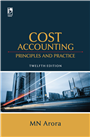 Cost Accounting: Principles and Practice, 12/e