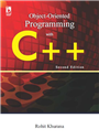 OBJECT ORIENTED PROGRAMMING WITH C++ 2ND EDITION, 2/e  by  ROHIT KHURANA