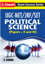 UGC-NET/JRF/SET POLITICAL SCIENCE (PAPERS - II AND III) by  Exam Experts