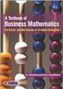 A TEXTBOOK OF BUSINESS MATHEMATICS, 4/e  by  Dr Padmalochan Hazarika