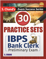 IBPS BANK CLERK PRELIMINARY EXAM (PRACTICE SET)