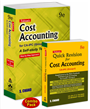 COST ACCOUNTING FOR CA-IPC (GROUP-I) WITH QUICK REVISION, 8/e