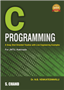 C Programming: (For JNTU, Kakinada) by  N B Venkateswarlu