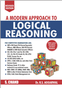 A Modern Approach to Logical Reasoning by  Dr. R S Aggarwal
