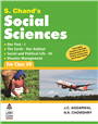 S. Chand's  Social Sciences for Class-7 by J C Aggarwal
