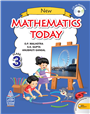 New Mathematics Today Class 3 by  O P Malhotra