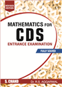 Mathematics for CDS Entrance Examination by  Dr. R S Aggarwal