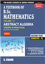 A Textbook of B.Sc. Mathematics Vol. II (Abstract Algebra) (For 2nd Year, 3rd Sem. of AP Universities)