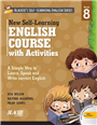 New Self-Learning English Course with Activities-8 by  Rita Wilson
