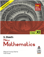 S Chand's New Mathematics for Class XI by  Bhagwat Swarup Sharma