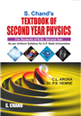 S. Chand's Textbook of Second Year Physics