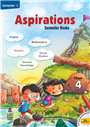 Aspirations Semester-1 for Class 4, 1/e